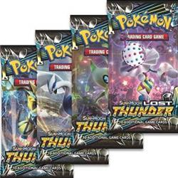 Sun & Moon Lost Thunder Booster