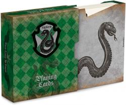 Harry Potter House Playing Cards Slytherin