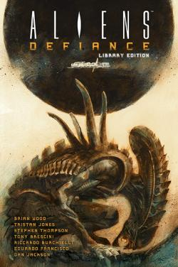 Aliens Defiance Library Edition