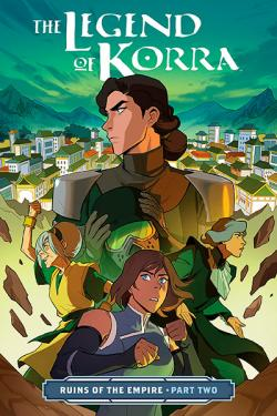 The Legend of Korra: Ruins of Empire Part 2