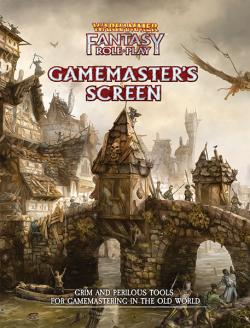 Gamemaster`s Screen