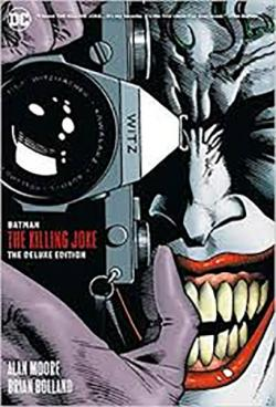 The Killing Joke Black Label Edition