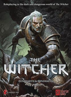 The Witcher TRPG (Second Printing)