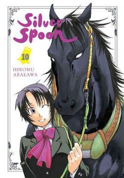 Silver Spoon Vol 10