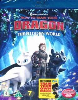 How to Train Your Dragon: The Hidden World/Draktränaren 3