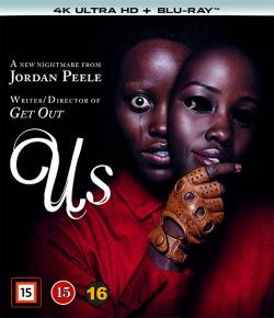 Us (2019, 4K Ultra HD+Blu-ray)