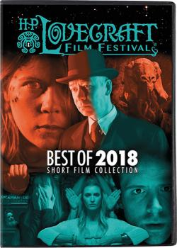 H.P. Lovecraft Film Festival: Best of 2018 - short film coll DVD
