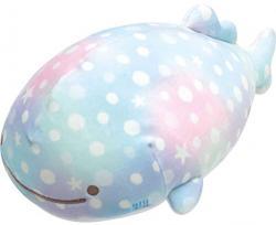 JinbeSan Plush: Small Colourful Jellyfish