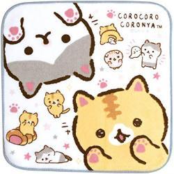 Corone Bread Cat Mini Towel: Coronya & Paripi