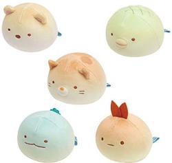 Sumikkogurashi Mini Plush Collection: Bread Class