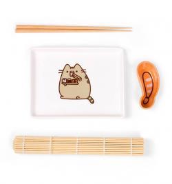 Pusheen Sushi Set