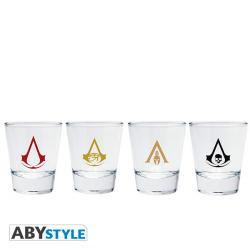 Shot Glass Emblems