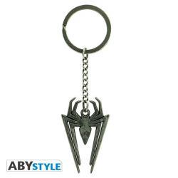 Spider-Man Keychain 3D Spider-Man Emblem