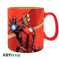 Avengers Mug 460ml Iron Man Armored