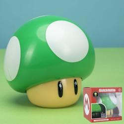 Super Mario Lamp 1 Up Mushroom Light