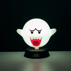 Super Mario 3D Lamp Boo Light