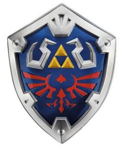 Link's Hylian Shield