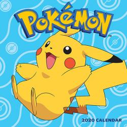 Pokemon 2020 Wall Calendar