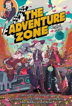 Adventure Zone: Petals to the Metal