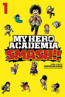 My Hero Academia Smash Vol 1