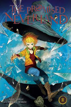 The Promised Neverland Vol 11