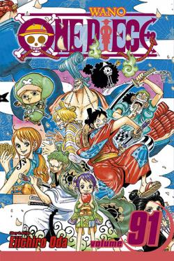 One Piece Vol 91