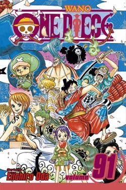 One Piece Vol 91
