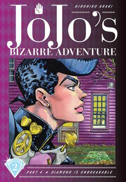 Jojo's Bizarre Adventure Diamond is Unbreakable Vol 2