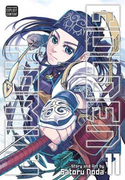 Golden Kamuy Vol 11