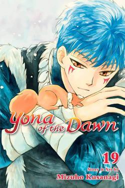 Yona of the Dawn Vol 19