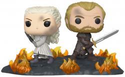 Daenerys and Jorah with Swords Pop! Vinyl Moment Figure