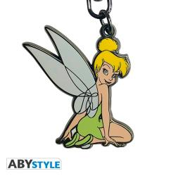 Peter Pan Keychain Tinker Bell