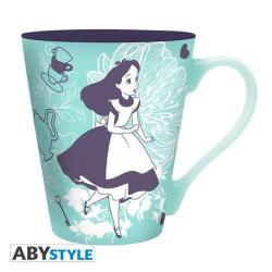 Alice in Wonderland Mug 340 ml Alice & Cheshire Cat