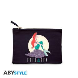 The Little Mermaid Cosmetic Case Free as the sea