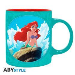 The Little Mermaid Mug 320 ml (Turquoise)