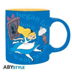 Alice in Wonderland Mug 320 ml (Blue)
