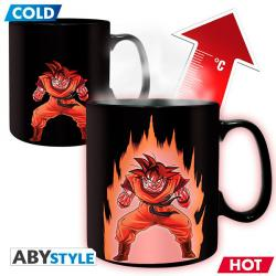 Mug Heat Change 460 ml Goku