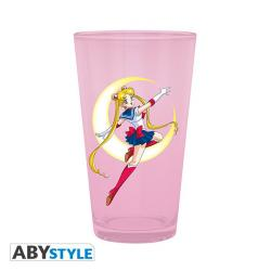 Large Glass 500ml Sailor Moon