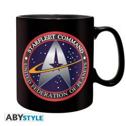 Mug 460 ml Starfleet Command
