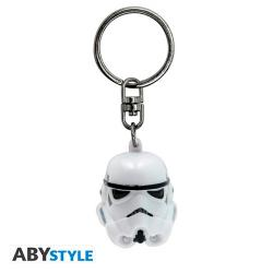 Keychain 3D Trooper Helmet