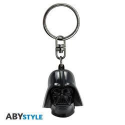Keychain 3D Vader Helmet