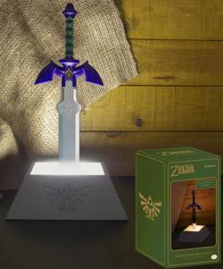 Twilight Princess Master Sword Light Lamp