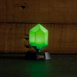 Green Rupee 3D Light Lamp