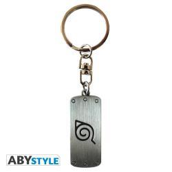 Shippuden Keychain Konoha Symbol