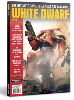 White Dwarf Monthly Nr 35 Juli