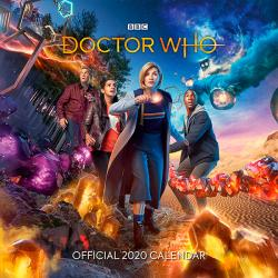 Doctor Who 2020 Official Calendar
