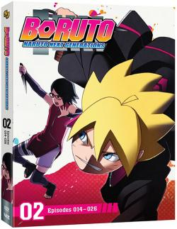 Boruto Naruto Next Generation Set 2