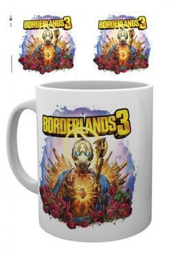Borderlands 3 Mug Key Art