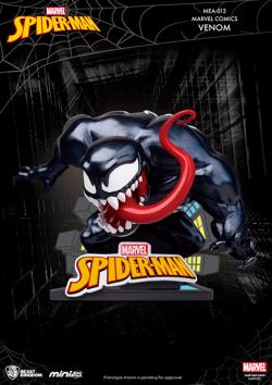 Spider-Man Mini Egg Attack Figure Venom