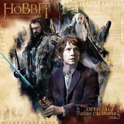 The Hobbit Official 2020 Wall Calendar